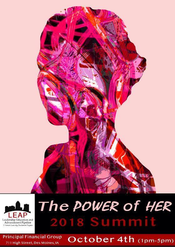"Guest Speaker: LEAP Summit – ""Power of Her"""