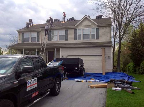 roofing contractors frederick md