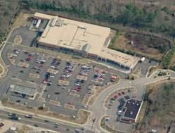 Kroger shadow center - Atlanta aerial