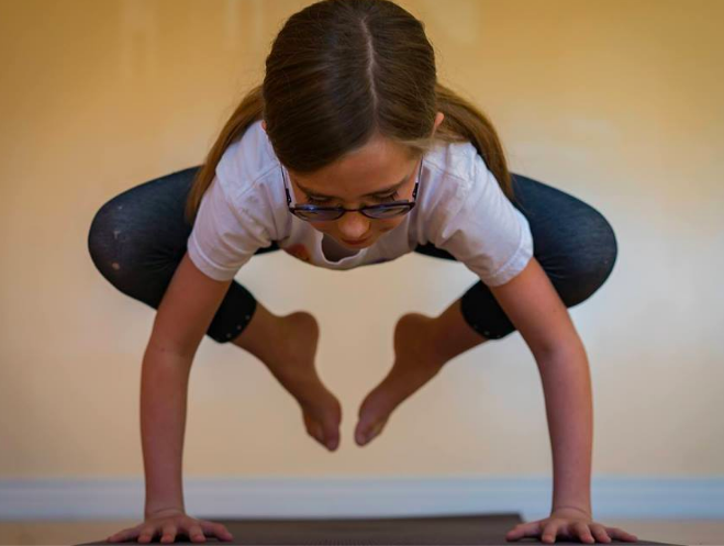 Denver Language School Winter Kids Yoga Session Open to register!