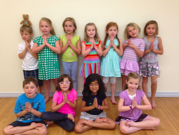 Kids Yoga, what's it really like? Why your Kids will Love Yoga Camp!