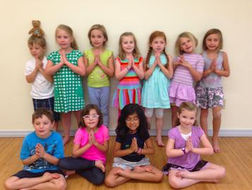 Kids Yoga ~ Fall Day Camp