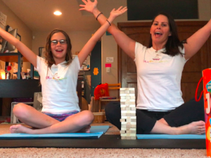 Kids Yoga Guide to Mindfulness with Yoga Jenga