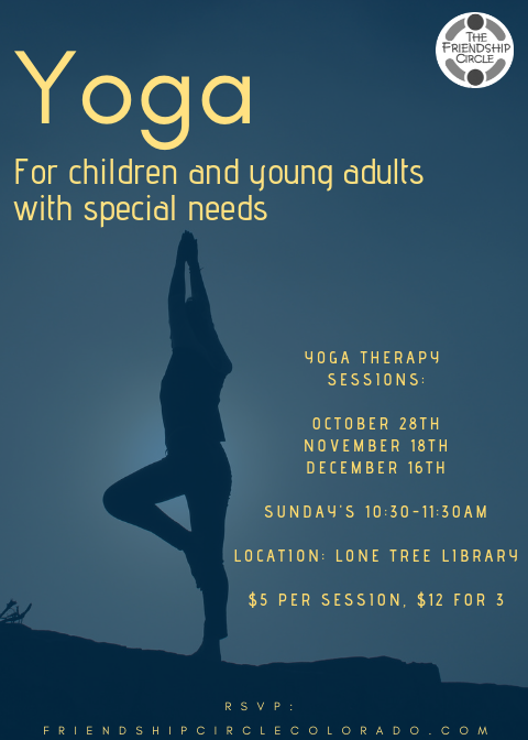 Yoga Therapy for Children and Young Adults With Special Needs