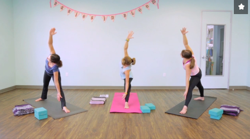 Timeout for New Moms: Postnatal Yoga