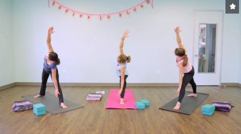 Timeout for New Moms: Postnatal Yoga