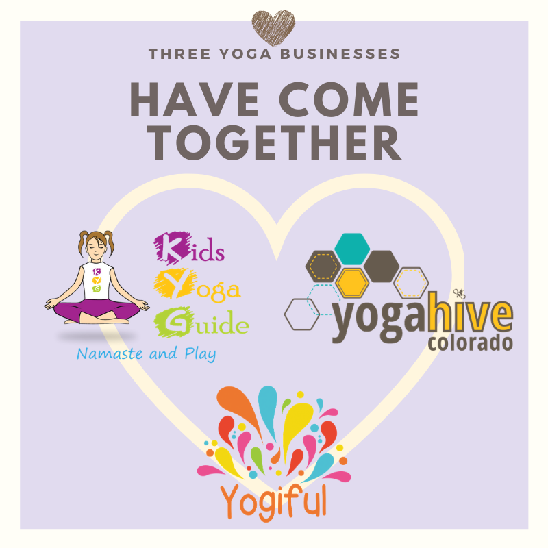 When 3 become 1 ~  Kids Yoga Teacher Training (RCYS) for 2020!