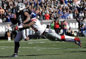 Giants Vs Raiders - Marshawn Lynch - Raiders Win
