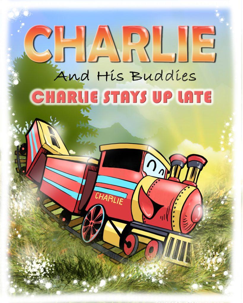 Charlie the Steam Train