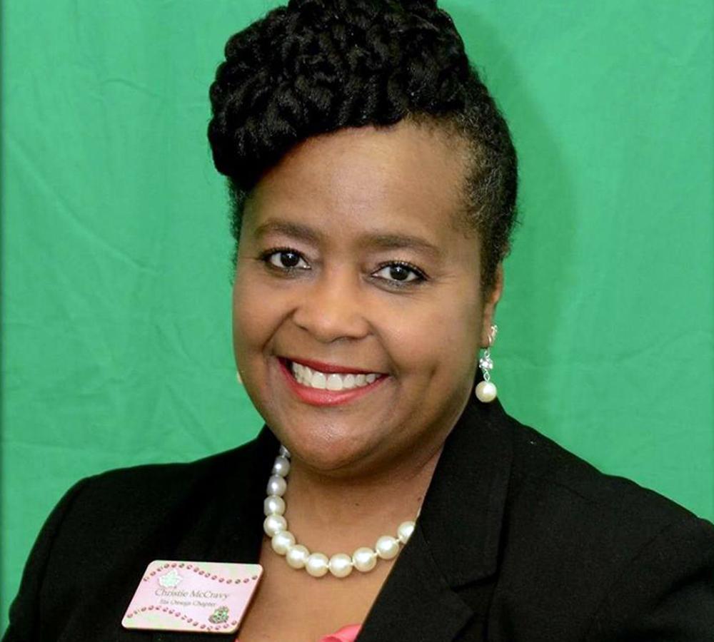 Christie McCravy, Executive Director