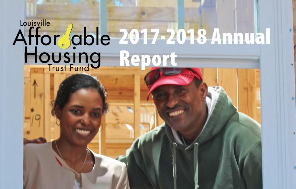 LAHTF 2017-2018 Annual Report