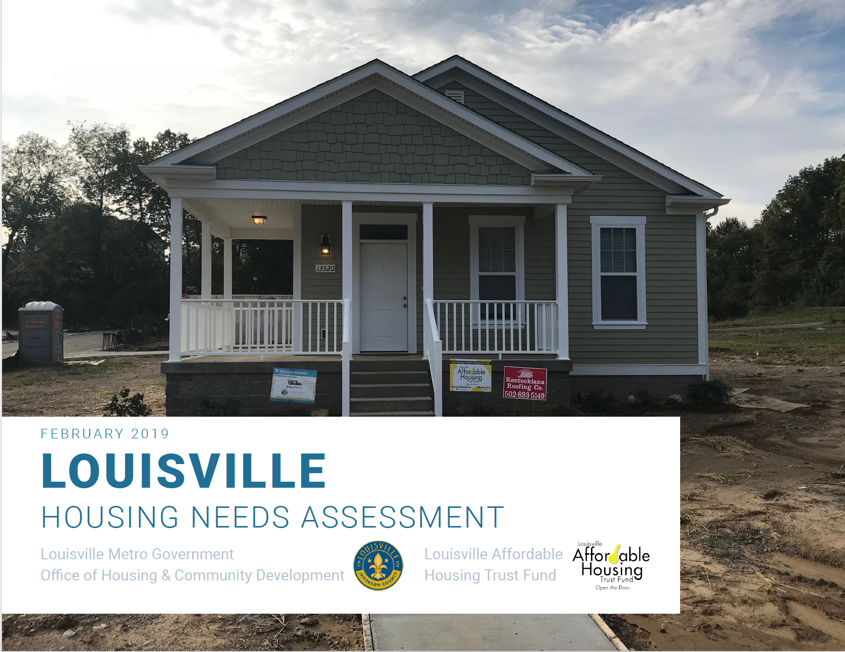 Louisville Housing Needs Assessment