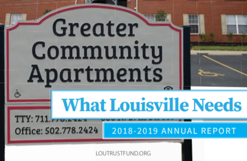 LAHTF 2018-2019 Annual Report