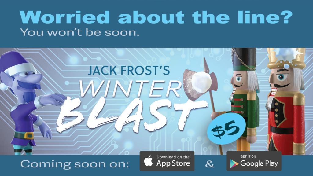 Jack Frosts Winter Blast app store google play chicago christmas lights