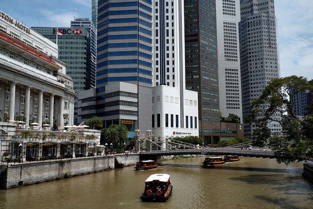 four days in singapore