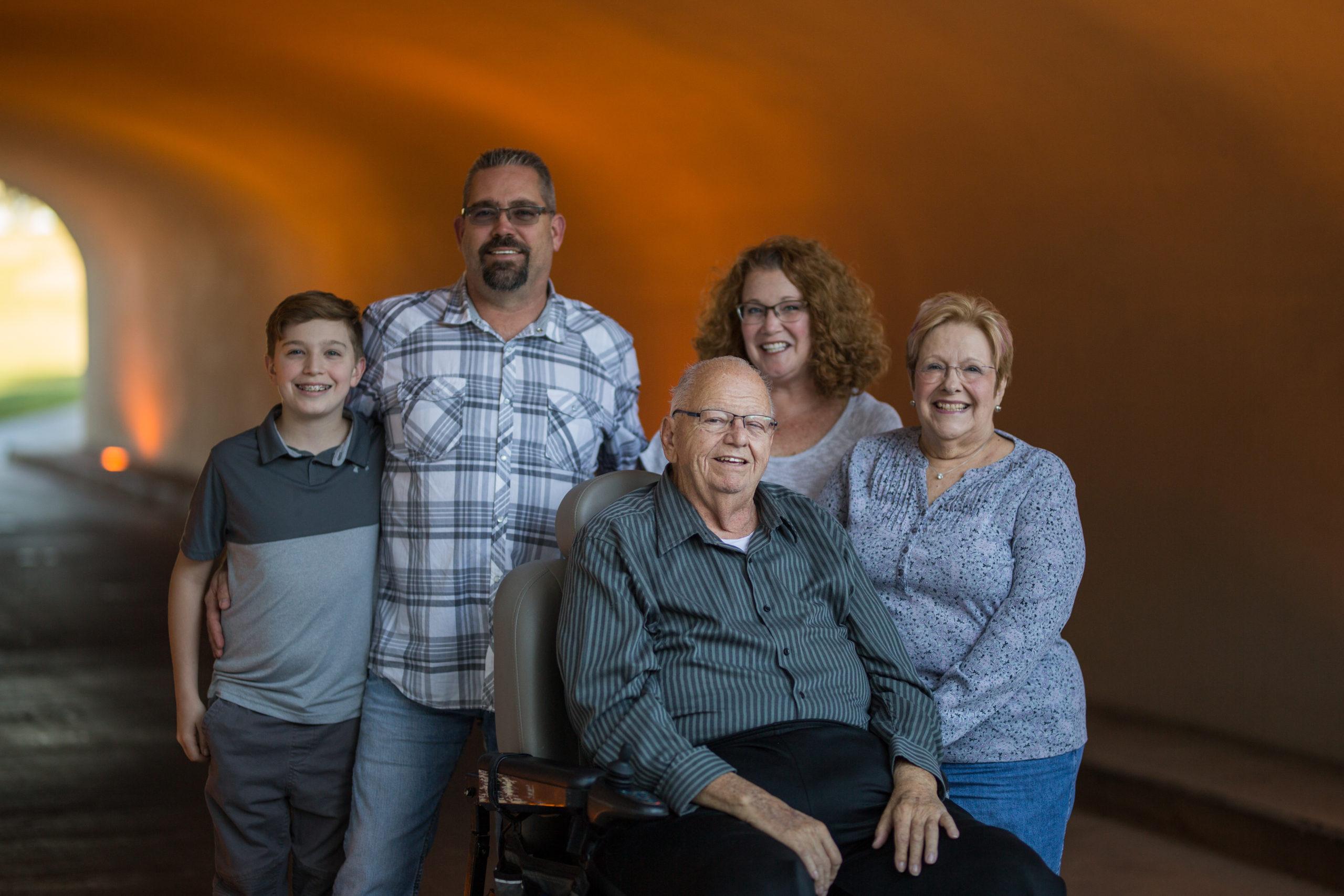 Family Portrait Session - The Margita Family