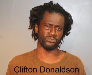 Mug Shot - Clifton Donaldson 1
