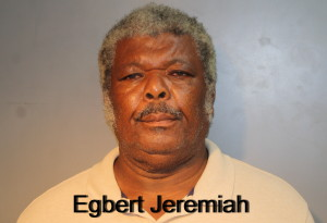 Mug Shot - Egbert Jeremiah