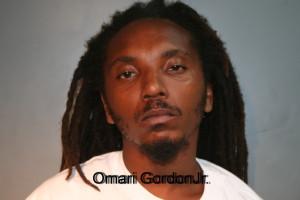 Omari Gordon Jr. 1