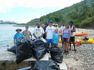 beach cleanup_2010