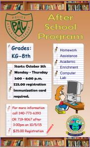 PAL - After School Program