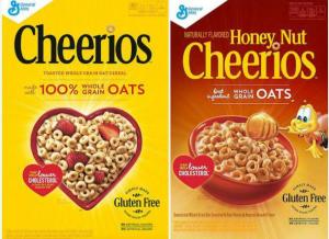 cheerios two shot