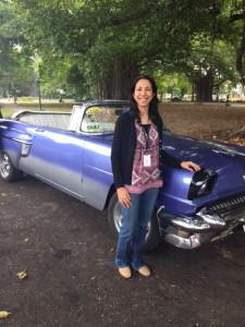 Soraya in Cuba 1