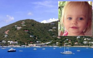 BVI toddler killed in ax