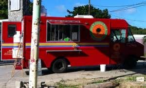 food truck red
