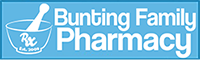 Bunting Family Pharmacy Logo