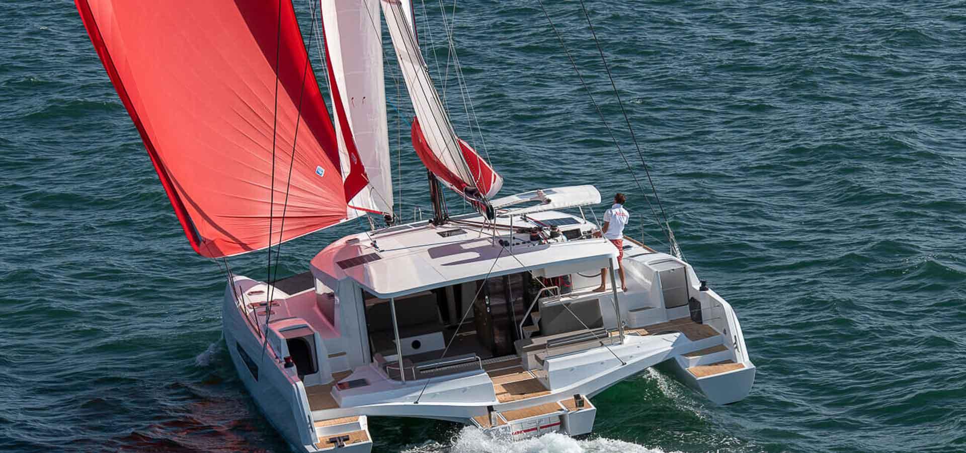 Neel 47 Sailing Neel Trimarans 6