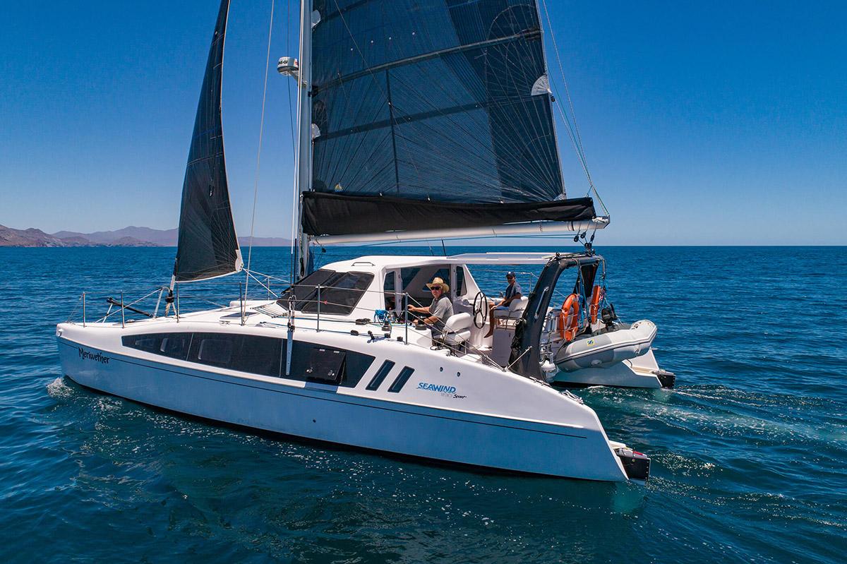 Seawind 1190 Intro