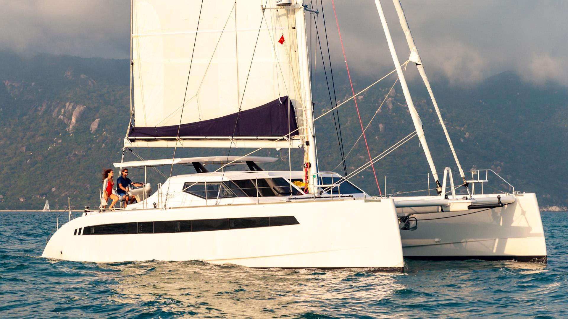 Seawind Catamarans Performance Cruising Yachts Hero