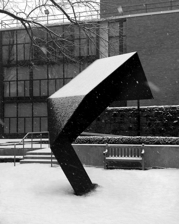 Sculpture for Snow