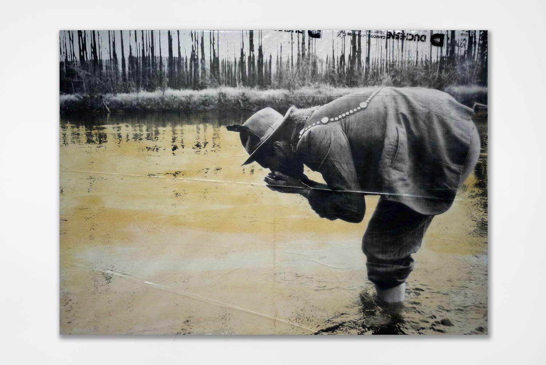 Joseph Tisiga's solo exhibition at the Musée d'art de Joliette