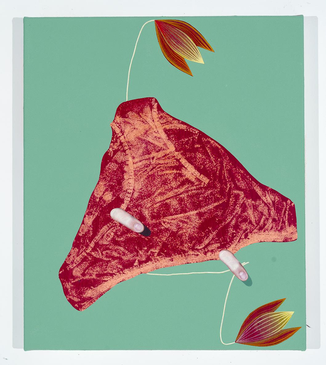 Canadian Art   Veronika Pausova Paints a Spidery Sublime