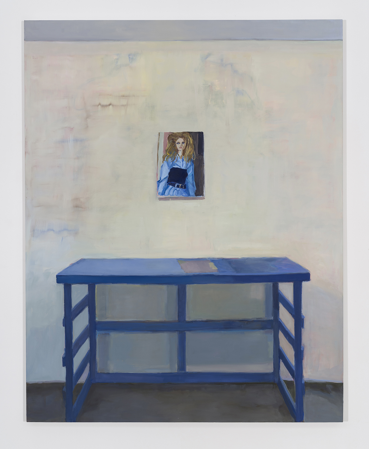 Border Crossings, 2020 | Between the glossies and the grotesque Janet Werner paints a world
