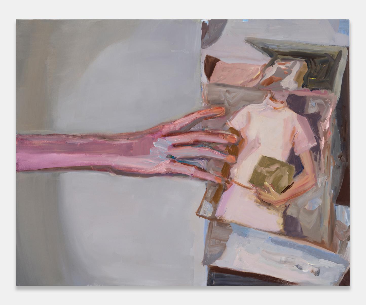Untitled (reach)
