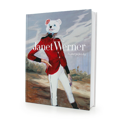 Janet Werner : Another Perfect Day, 2013, available at the gallery