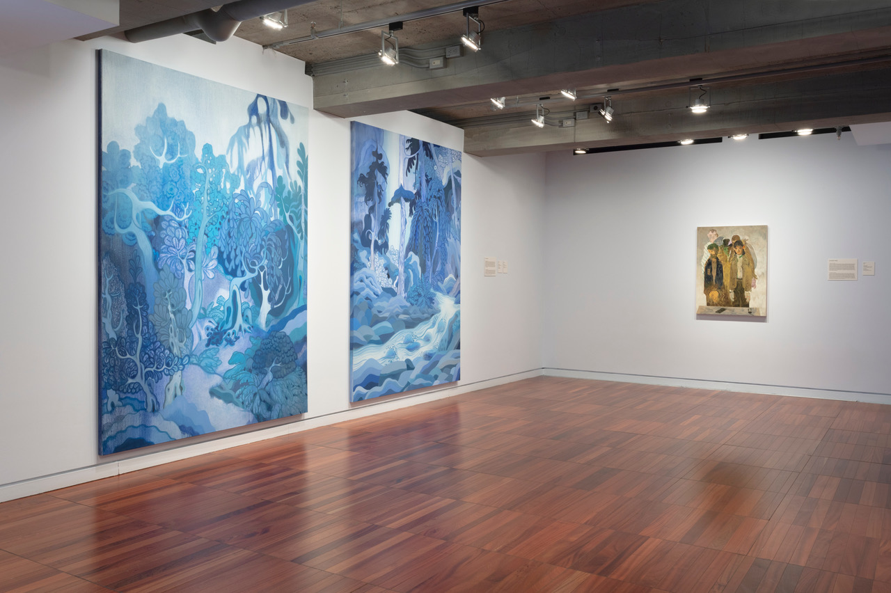 Rick Leong at the PHI Foundation for Contemporary Art