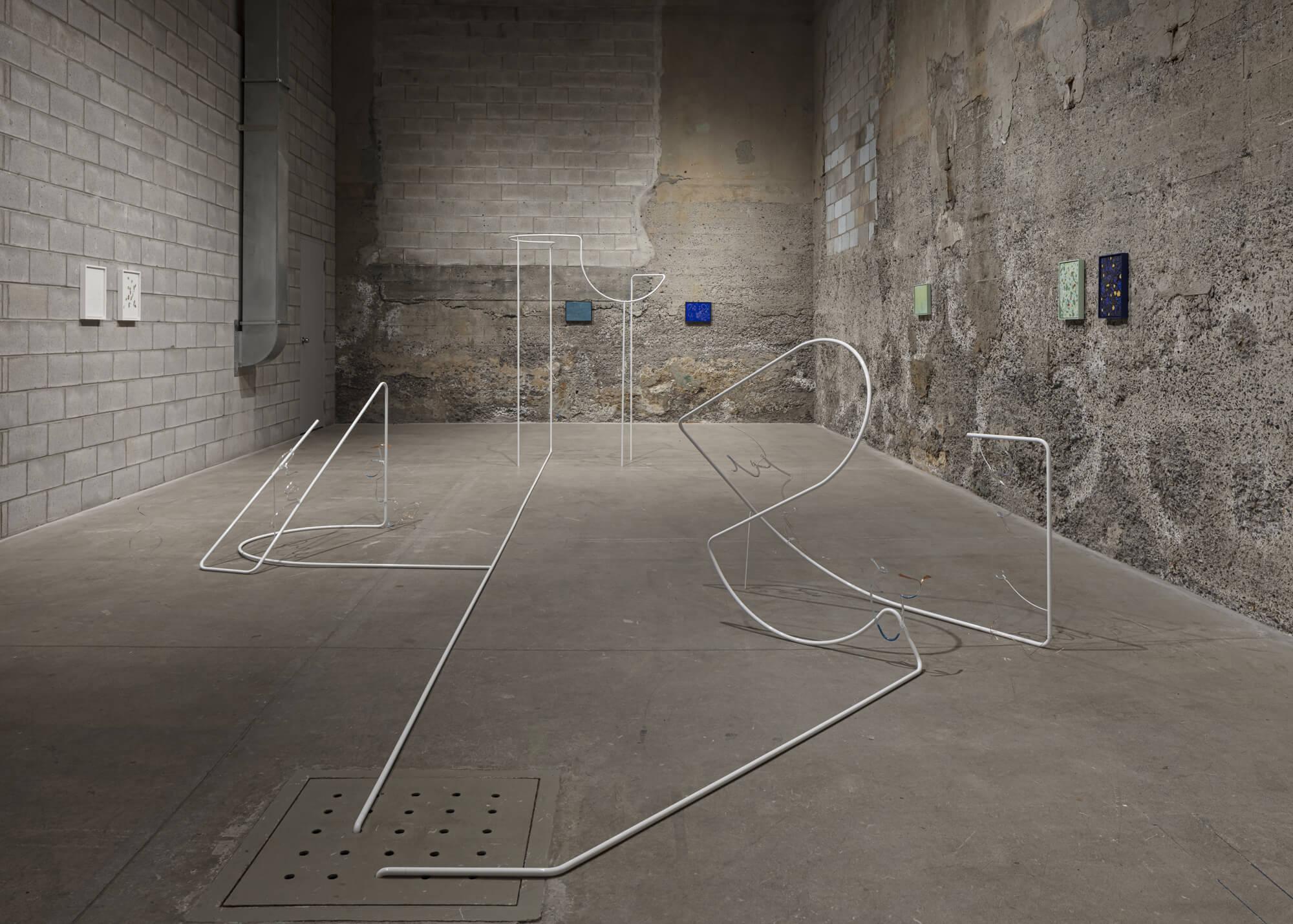 Vie des Arts, 2021   «Oasis» : le jardin émaillé de Marie-Michelle Deschamps