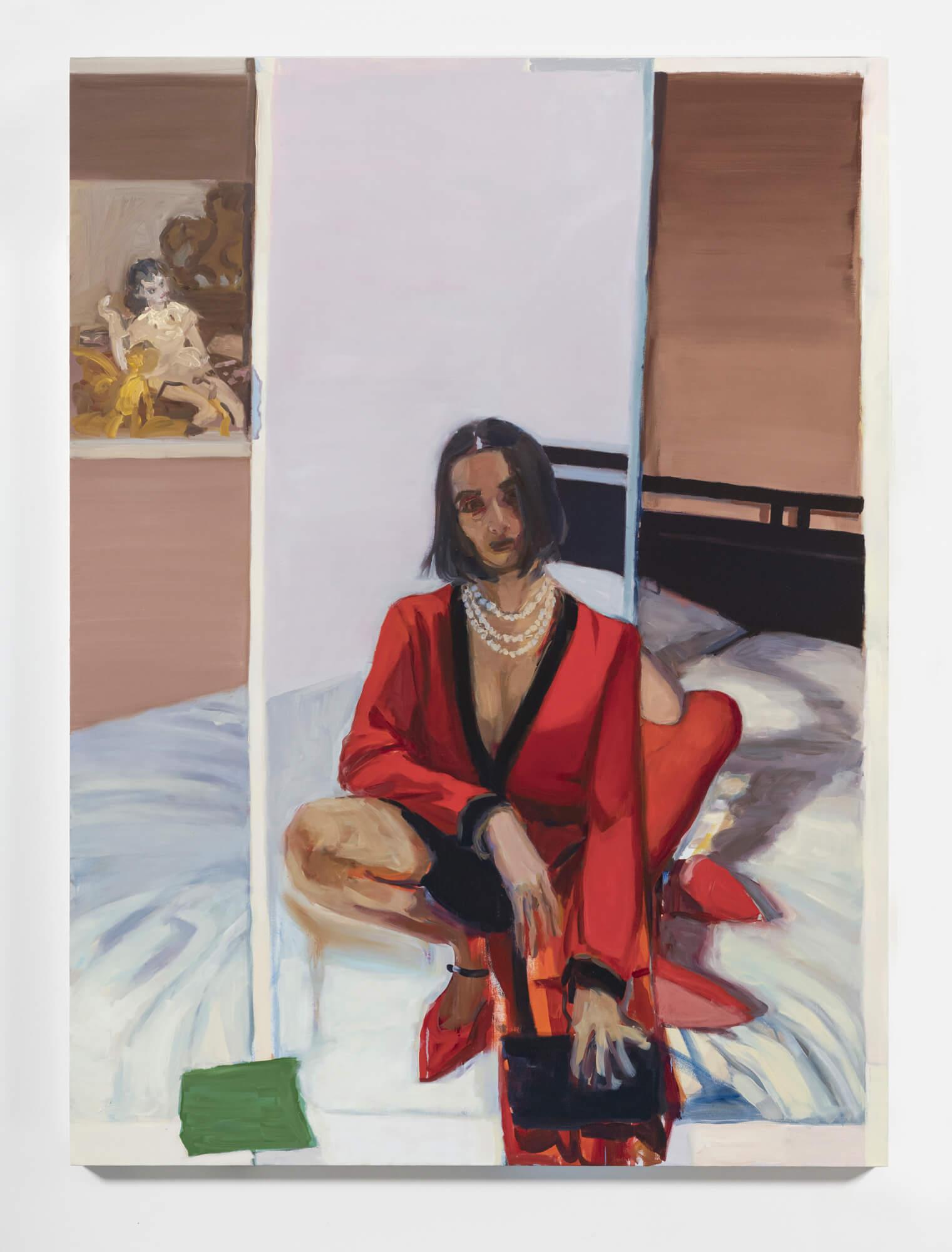 La Presse, 2021 | Des femmes, une grande peintre