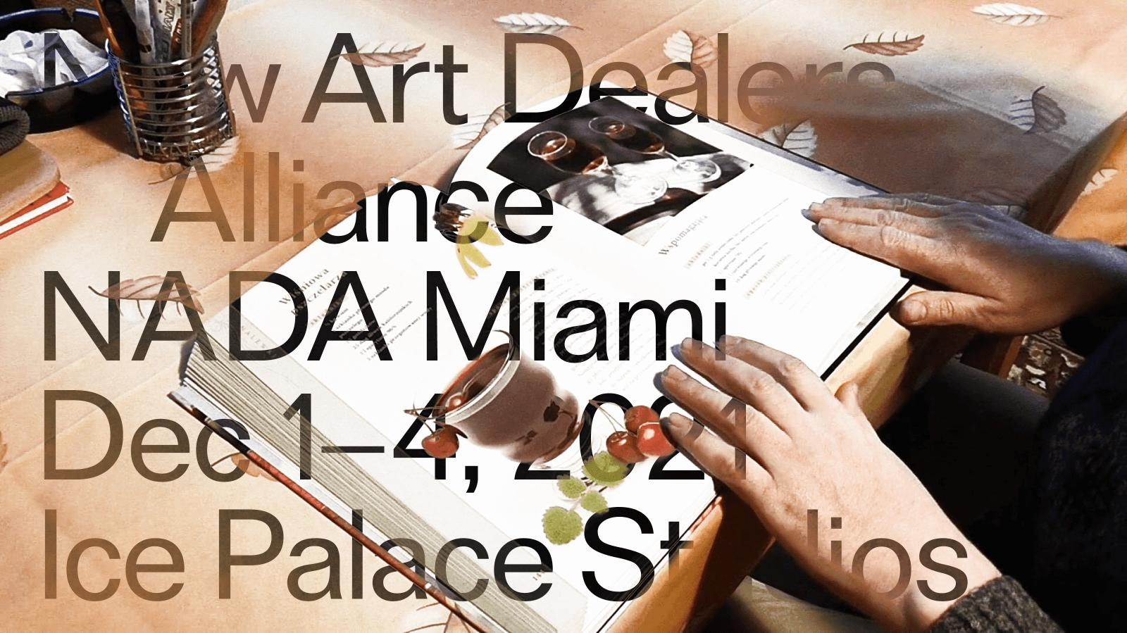 NADA Miami 2021