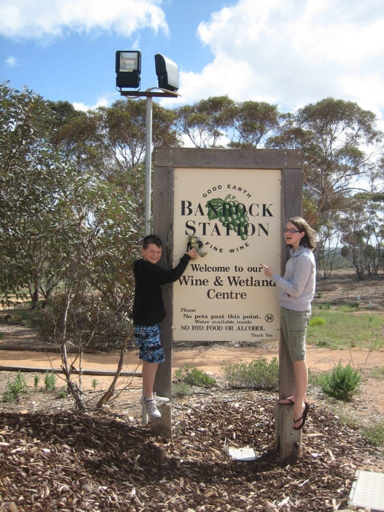 Banrock Station Renmark South Australia