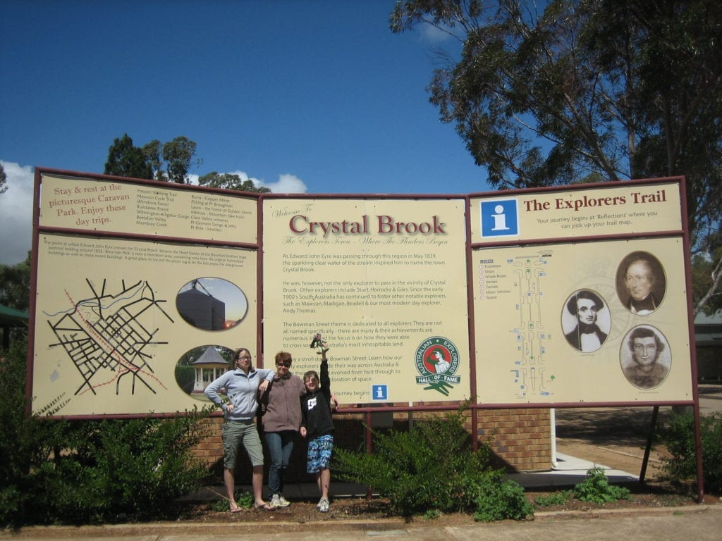Crystal Brook South Australia