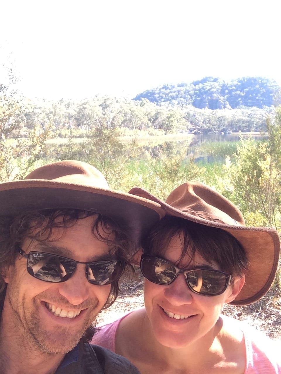 Andrew And Peta Murray