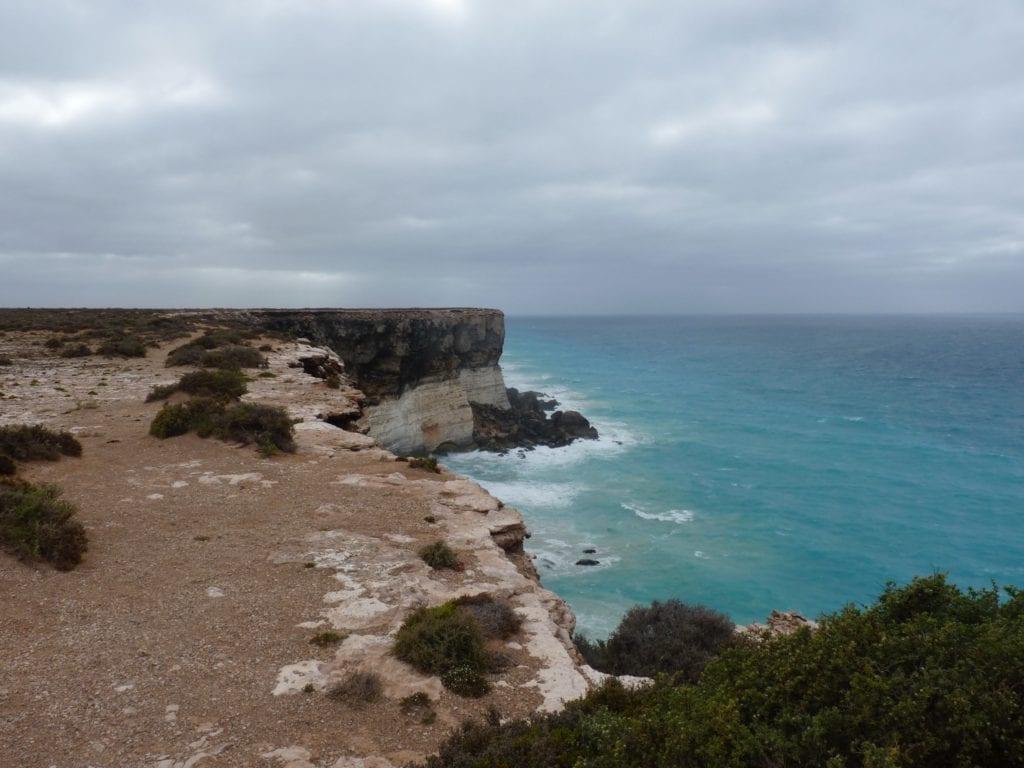 Great Australian Bight Nullarbor Plain South Australia