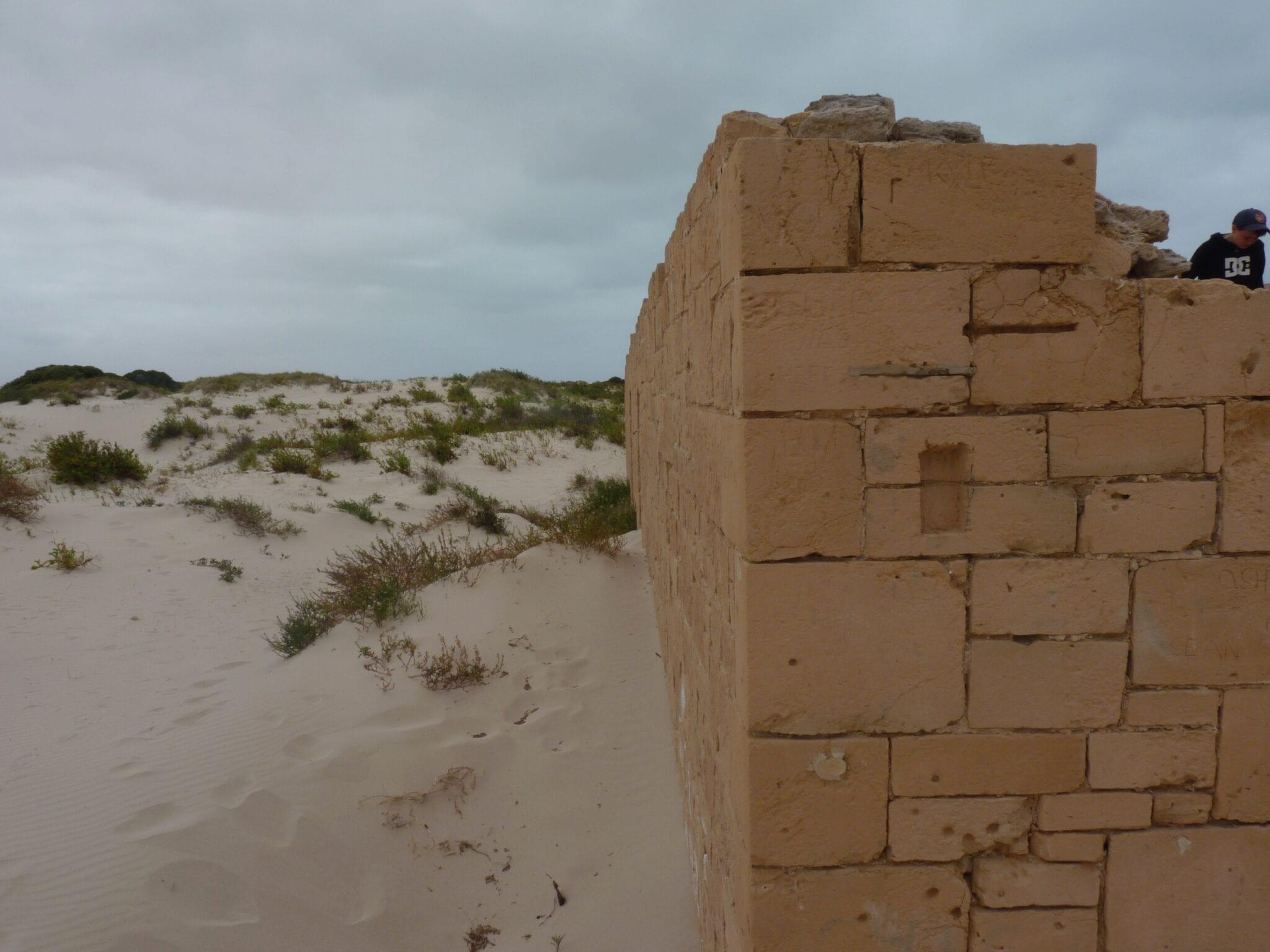 Old Telegraph Station Eucla Western Australia