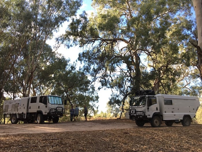Expedition Vehicles Louth NSW