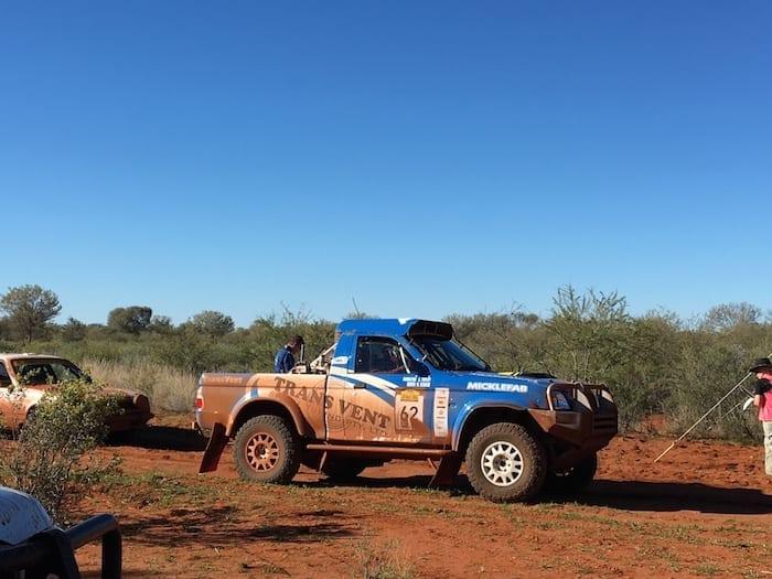 Trans Vent Triton Classic Outback Trial